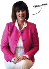 Maggan Lindgren hälsar välkommen till Business & Pleasure 2015