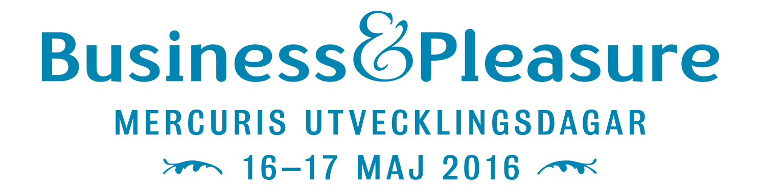 Business & Pleasure 16-17 maj 2016