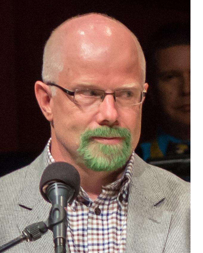 Johan Petersson hos Mercuri Kongress